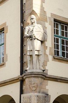 Town Hall, Sigmaringen, Baden Württemberg, Swabian Alb