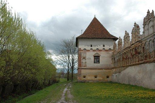 Lazarea Castle, Transylvanian, Rich, Forgot