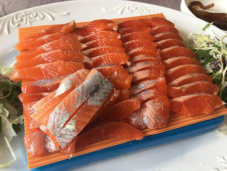 Salmon, Tuna, Time, Trout, Trout Society, Earth