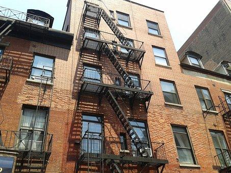Soho, Nyc, New York, Manhattan, Urban, Architecture