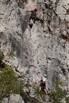 Climbers, Alpinist, Mountaineer, Hillman, Climb