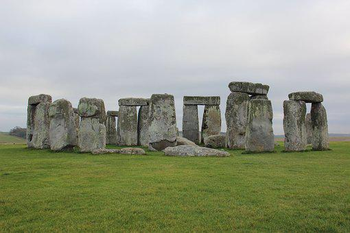 United Kingdom, The Boulder Group, Archaeological Site