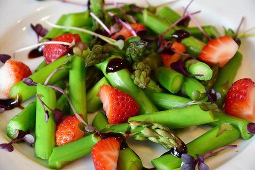 Asparagus, Green, Green Asparagus, Asparagus Time