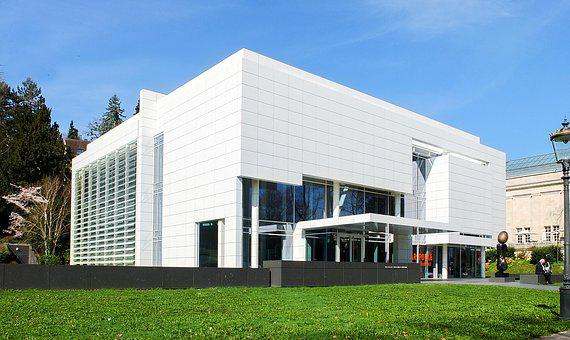Burda-museum, Museum, Baden Baden, Burda, Park, Nature