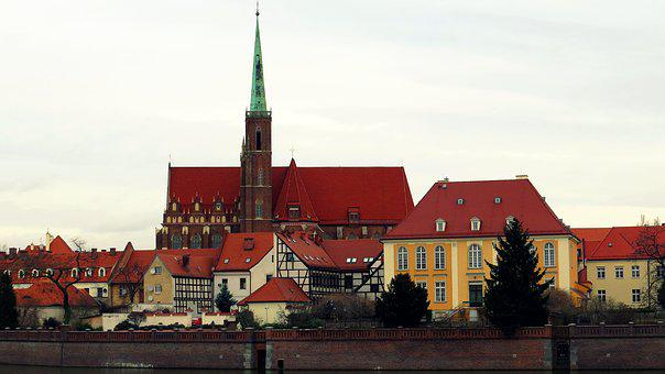 The Old Town, Church, The Medieval, Tower, Monument