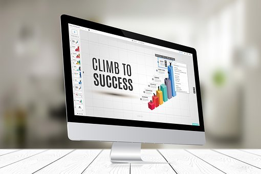 Computer, Imac, Computer Screen, Business, Presentation
