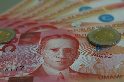 Peso, Money, Currency, Philippines