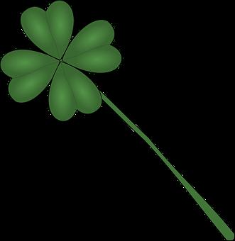 Four-leaf Clover, Plant, Luck, Irish, Shamrock, Clover