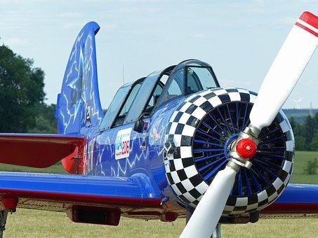 Jak, Art Aircraft, Soviet Sports Aircraft, Aircraft