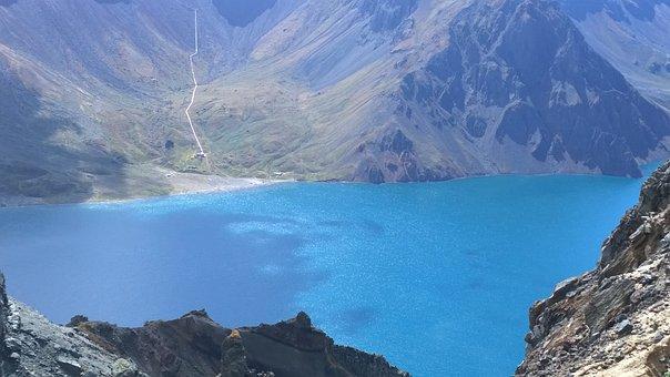 Changbai Mountain, Tianchi, Lake, Lake Monsters