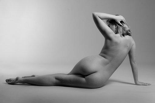 Act, Woman, Po, Sexy, Erotic, Naked, Female, Nudes
