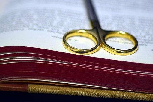 Book, Scissors, Surgery, Quality, Medical, Operation