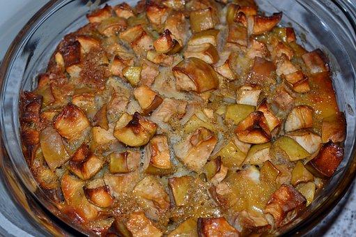 Apple Pie, Baking, Dessert, Pie, Sweets, Cooking
