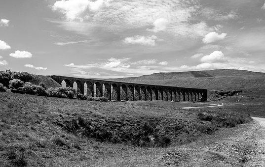 Ribblehead, Viaduct, Railway