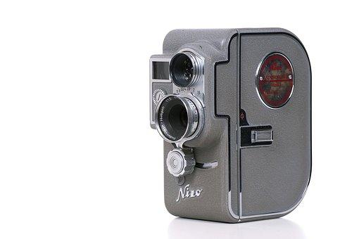 Camera, Film Camera, Analog, Analog Camera, Retro