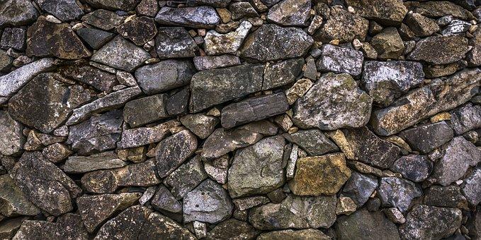 Stone, Stone Wall, Texture, Pattern, Background, Wall