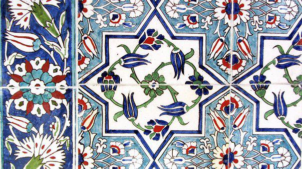 Tile, Tiles, Decoration, Wall, Stamping, Texture