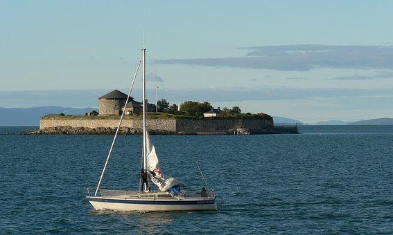 Watercraft, Vehicle, Sailboat, Transportation, Water