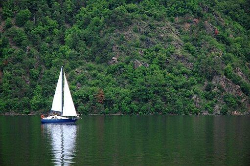 Water, Lake, Travel, Outdoors, Recreation, Tree