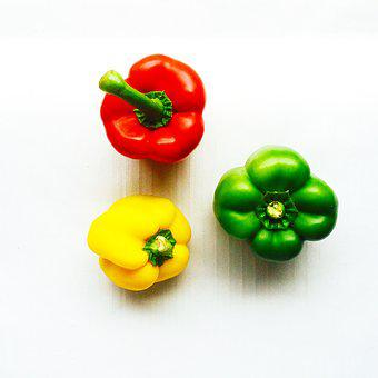 Green Pepper, Vegetables, Colorful, Delicious, Reviews