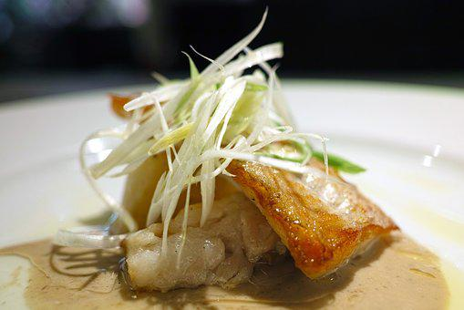 Food, Cuisine, Restaurant, French, French Cuisine, Fish