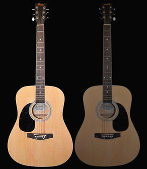Guitar, Acoustic, Instrument, Acoustic Guitar, Music