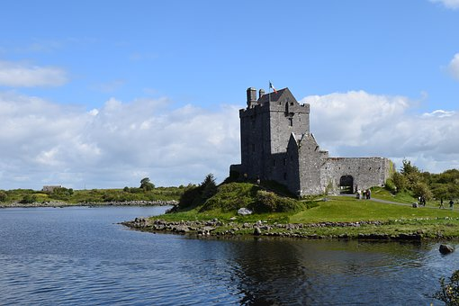 Castle, Ireland, Dunguire Castle, Kinvara Ireland