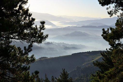 Mountain, Monte Pagasarri, Vizcaya, Landscape, Nature