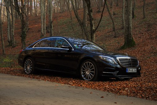 Auto, Autumn, Benz, Luxury Car, Mercedes, S Class