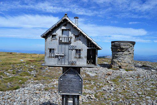 Mailbox, Mountain, Gorbea, Vizcaya, Nature