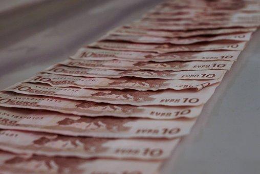 Money, Euro, Pay, Note, Cash, Wealth, Finance, Economy