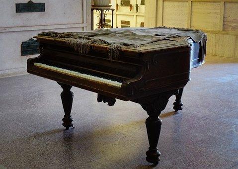 Piano, Instrument, Music, Play Piano