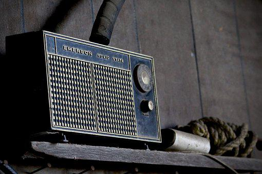 Antique, Barn, Garage, Old Radios, Radio, Vintage