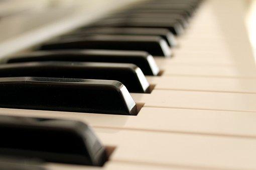 Piano, Music, Instruments, Keys, Keyboard, Sheet Music