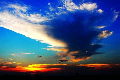 Phoenix Nirvana, Sunset, Cloud, Cloud Day
