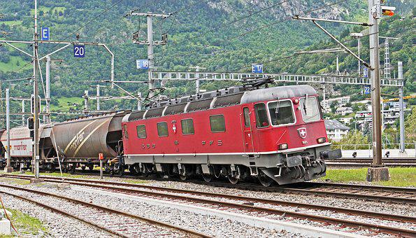 Freight Train, Switzerland