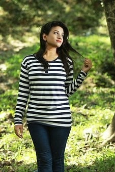 Bangladesh, Beautiful, Blue Jeans, Eastern, Girl, Hot