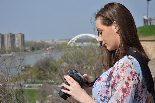Girl, Nature, Photographer, Serbia, Beautiful