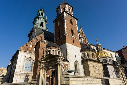 Cathedral, Wawel Royal Castle, Wawel, Castle