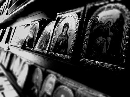 Church, Virgin Mary, Mary, Virgin, Religion, Christian