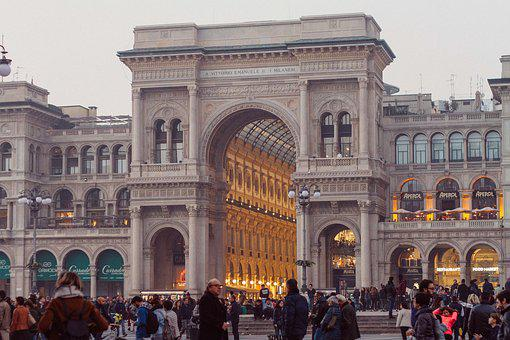 City, Galleria Vittorio Emanuele Ii, Gallery