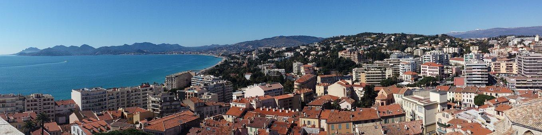 Cannes, Côte D'azur, Provence, France, Overview, Sea