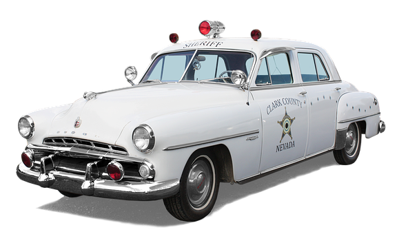 Dodge, Sheriff - Clark Country Nevada, Police Car
