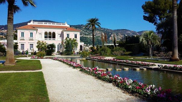 Villa Ephrussi De Rothschild, France, Côte D'azur