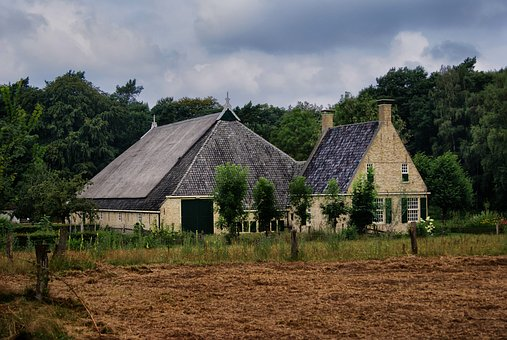 Farm, Museum, History, Old, Replica, Netherlands