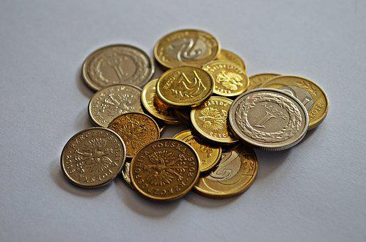 Money, Coins, Currency, Minor, Finance, Coin, Gold