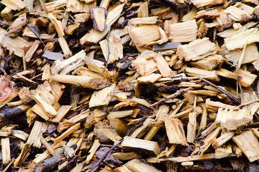 Mulch, Tile, Tree, Garden, Gardening, Wood, Timber