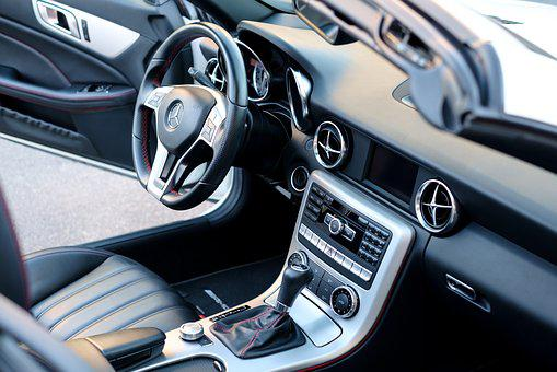 Car, Mercedes, Slk, Auto, Transport, Design