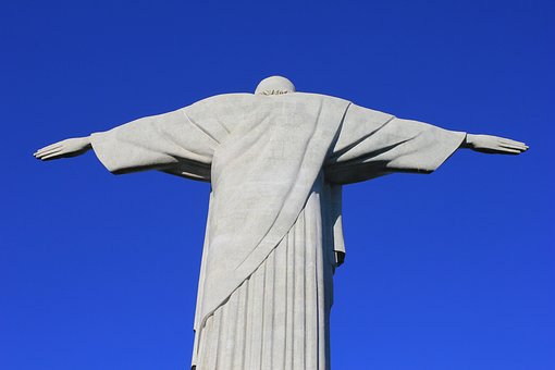 Corcovado, Brazilwood, Christ, The Redeemer