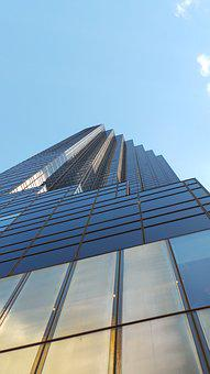 Nyc, Tower, Trump, America, New, York, City